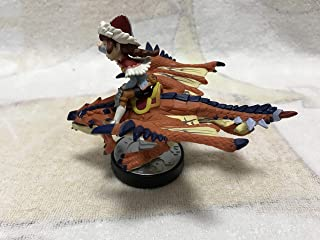 One-Eyed Rathalos and Rider (Female) - Monster Hunter Stories