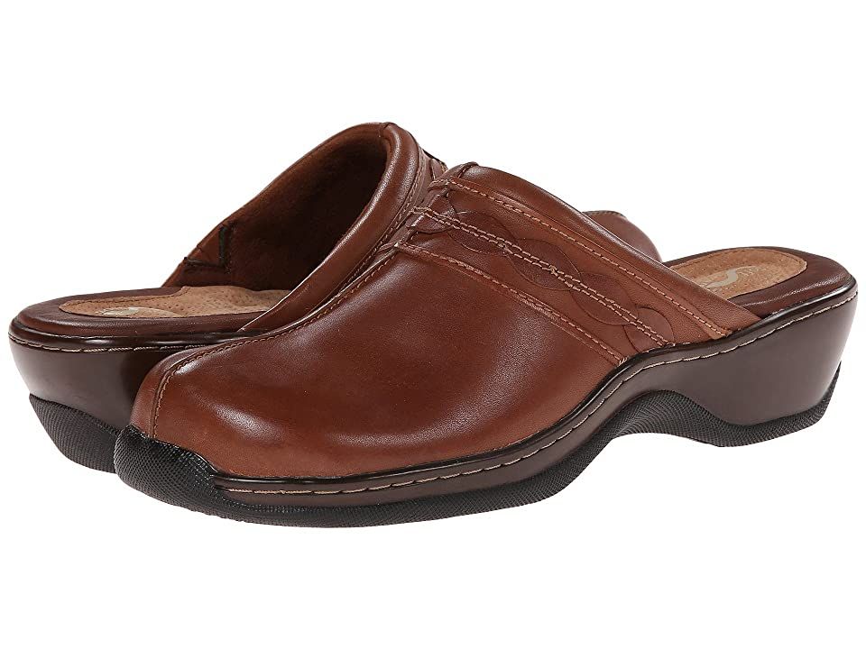 SoftWalk Abby (Cognac) Women