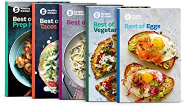 WW Best of Bundle - 5 Book Set - Easy Prep, Eggs, Tacos, Pasta, Vegetarian - Best FreeStyle Recipes