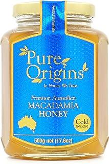 Pure Origins Macadamia Honey, 500g