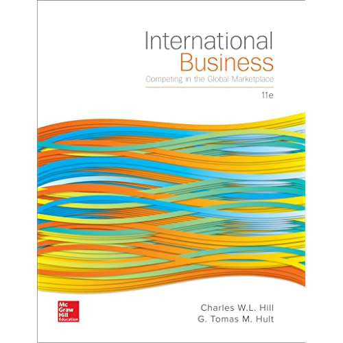 international business competing in the global marketplace 12th edition ebook
