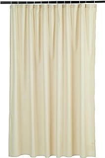 amazon com beige shower curtain liner