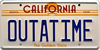 Best back to the future replica number plate Reviews