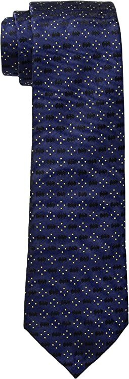 Batman Icon Diamond Dot Tie