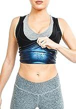 NOVECASA Sauna Vest Vrouw Premium Polymeer Shapewear Spier Shirt Kostuums voor Fitness Zweet Training