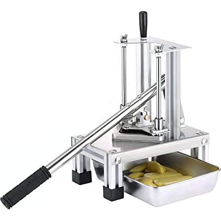 Details about  /Potato Press Commercial Restaurant Preparation Equipment French Fries Chips US