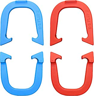 E-Z Flip II Professional Pitching Horseshoes- Made in The USA