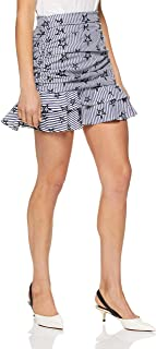 Delphine Women's Stars and Stripes Skirt