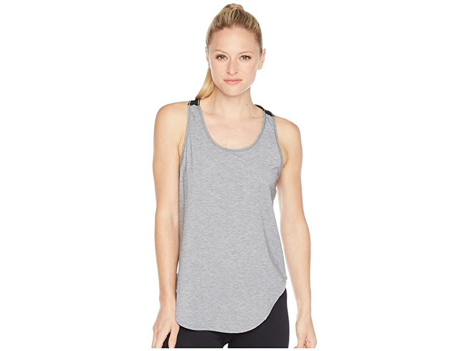 Royal Robbins ROYAL Take Hold Tank Top (Granite Heather) Women