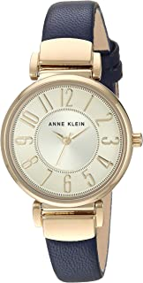 Anne Klein Dress Watch (Model: AK/2156CHNV)