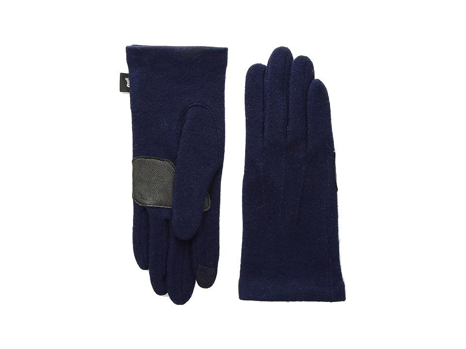 Echo Design Classic Touch Gloves (Maritime Navy) Dress Gloves