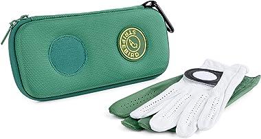 Stripebird - Golf Performance Gloves Holder Case - Protect and Keep Golf Gloves Dry - Moisture Free Storage Design - Includes