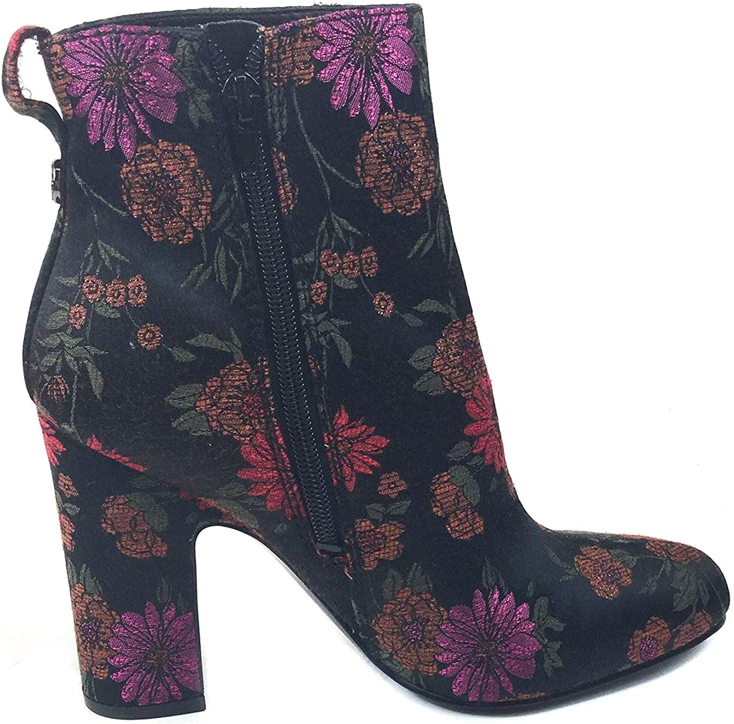 GUESS Womens Nasia3 Closed Toe Ankle Fashion Boots