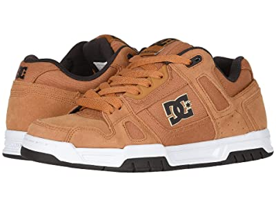 DC Stag (Brown/Brown/White) Men