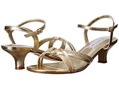 Touch Ups Melanie (Gold Glitter) High Heels