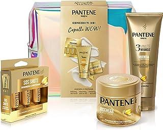 Pantene Pro-V Rigenera&Protegge Set Regalo per Capelli: 1 x Balsamo 3 Minute Miracle (150 ml), 1 x Maschera Protezione Che...