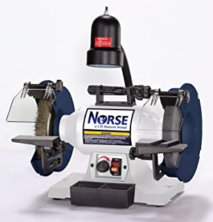 Norse BGC8 9682080 Bench Grinding Center, 8