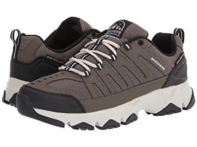 SKECHERS Crossbar Stilholt (Brown) Men