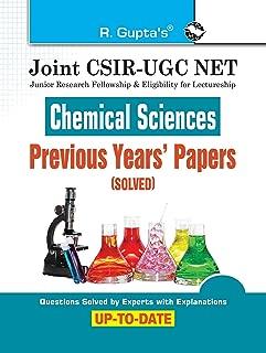 csir net chemical science books