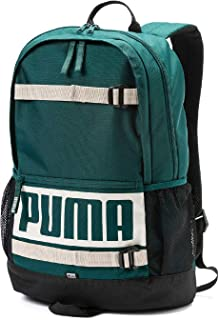 PUMA Fashion Backpack for Men - Polyester  Grey