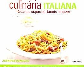 Culinária Italiana. Receitas Especiais Faceis de Fazer (+ CD-audio)