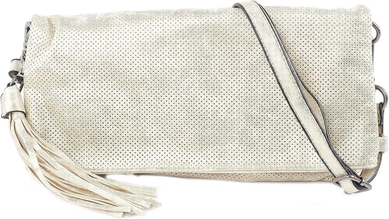 Suri Frey Tasche - - - Romy - Shoulderbag - Light Gold B06XVTKG7R  Bekannt für seine hervorragende Qualität 360764