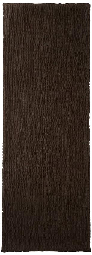 バッフル分数代理人日本製 ぴったりフィット 撥水 のびのびストレッチ 座椅子カバー 2枚組 ブラウン 20559ZIC-BR-2