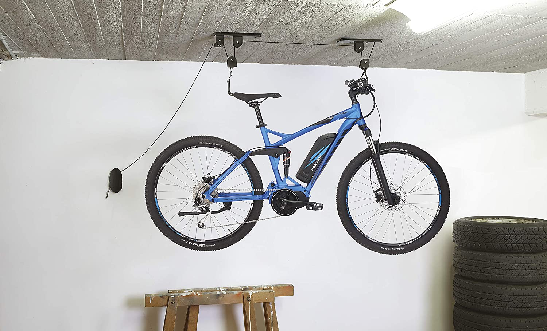 Fischer ProfiPlus Soporte para bicicleta, Unisex adulto ...