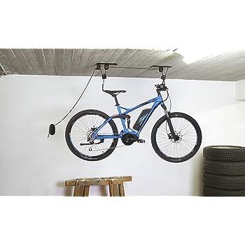 WOLFPACK 5411200 - Soporte de techo para bicicleta con poleas: Amazon.es: Deportes y aire libre