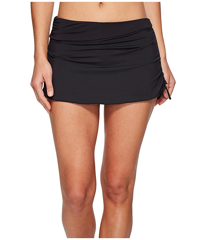 Carve Designs Hoku Swim Skirt (Black) Women