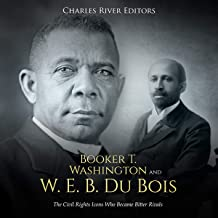 Booker T. Washington and W. E. B. Du Bois: The Civil Rights Icons Who Became Bitter Rivals