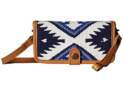 STS Ranchwear Durango Serape Crossbody Wallet