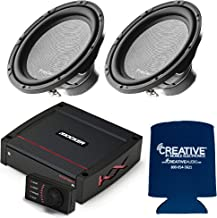 Best 12 subwoofer with amplifier Reviews
