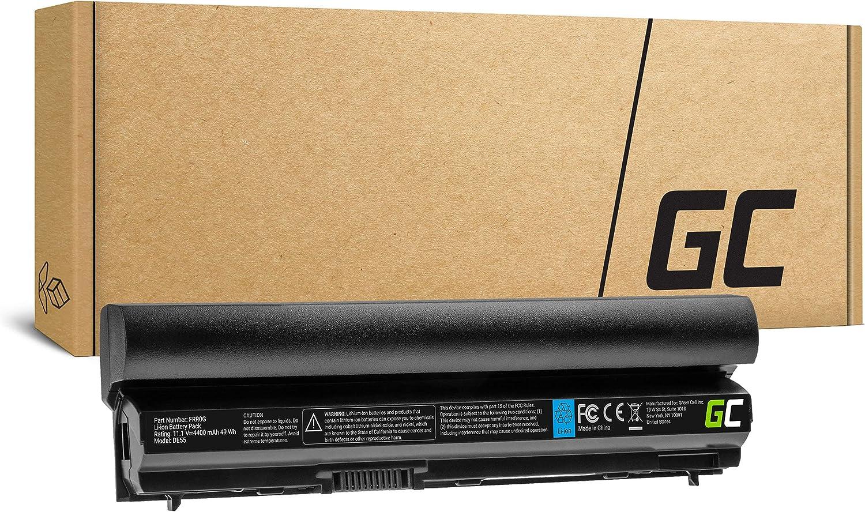 Green Cell Battery FRR0G RFJMW for Dell Latitude E6220 E6230 E6320 E6330 E6120, Type: FRR0G RFJMW 09K6P 3W2YX 7FF1K HJ474 J79X4 JN0C3 FRROG KFHT8 K4CP5 NGXCJ RXJR6