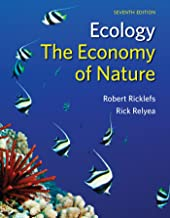 Economy of Nature (Loose Leaf) by Ricklefs, Robert E. (2014) Paperback