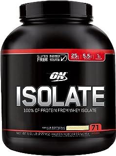 Optimum Nutrition Isolate, Vanilla Soft Serve, 5.01 Pound