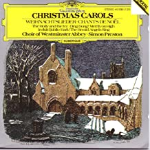 westminster christmas carols