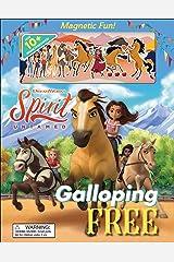 DreamWorks Spirit Untamed: Magnetic Hardcover Hardcover
