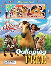 DreamWorks Spirit Untamed: Magnetic Hardcover