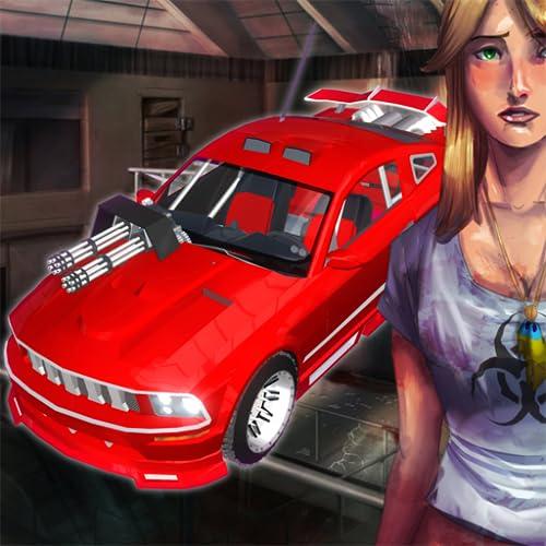 Repariere Mein Auto: Zombie Survival LITE - Repariere und modifiziere ein Auto um der Apokalypse zu entkommen!