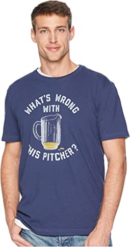 Wrong with This Pitcher? Crusher T-Shirt
