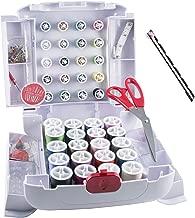 SINGER 11661 Sew Essentials con manómetro de costura de regalo, incluye estuche de almacenamiento, Esenciales de costura con indicador de costura adicional, 1, 1