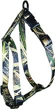 "OmniPet 1"" Kwik Klip Adjustable Nylon Pet Harness, Mossy Oak Duck Blind Camouflage, Large"
