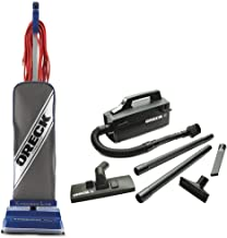 Oreck Commercial XL2100RHS Power Bundle with Oreck Super Deluxe Compact Vac –