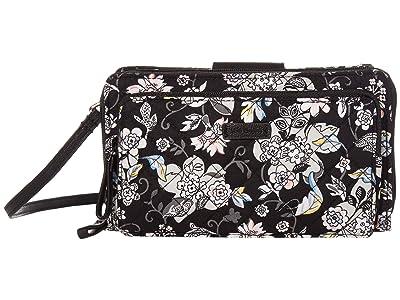 Vera Bradley Iconic Deluxe All Together Crossbody (Holland Garden) Cross Body Handbags