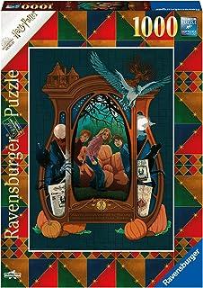 Ravensburger Puzzle 16517 - Harry Potter und das Geheimnis um Azkaban - 1000 Teile Puzzle für Erwachsene und Kinder ab 14 ...