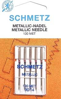 ZickZackZackmaschine Assortiment de 5 Aiguilles Schmetz Serger pour Gritzner 788