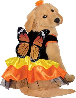 Rubie's Pet Costume, Large, Monarch Butterfly