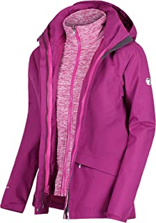 Michaelax Fashion Trade Regatta Women's 3-in-1 Functional Jacket Waterproof and Breathable Calyn II (RWP270)