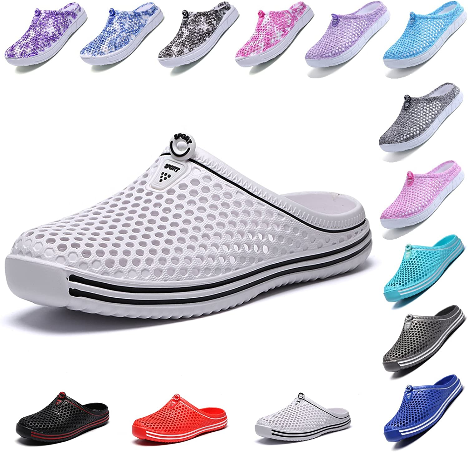 LIGHFOOT Garden Clog Shoes Beach 2021new shipping free Footwear Water Today's only Womens bash Summ